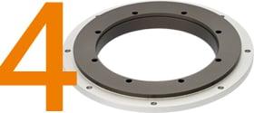 自重至少减轻 60% 的 PRT-04 回转环轴承
